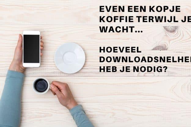 Welke downloadsnelheid heb ik nodig? Gamen, streamen, werken