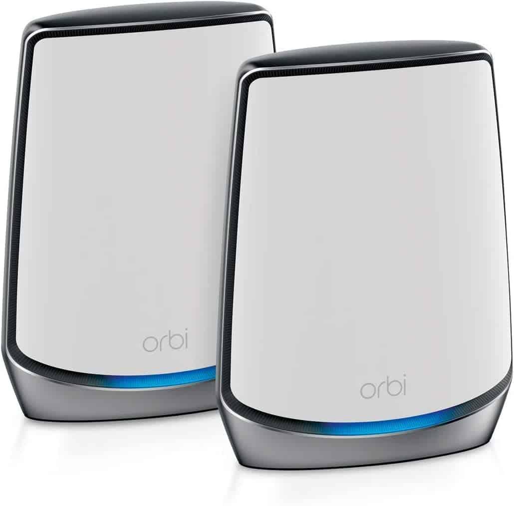 Beste wifi-6 mesh router: Netgear Orbi WiFi 6