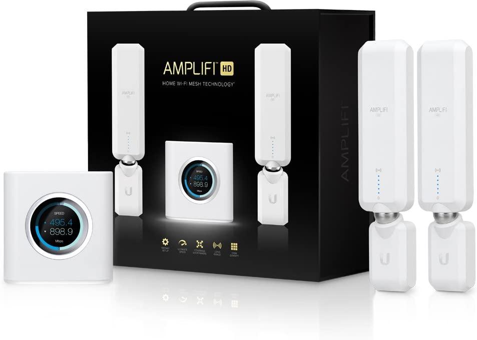 Mooiste design: Ubiquiti Amplifi HD